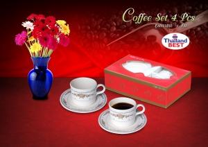 Coffee Cup 4 Pcs-1