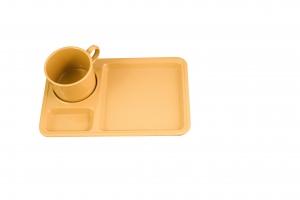 "36.CTP-10 ถ้วยกาแฟพร้อมถาดรอง 10"""